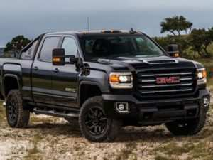 73 All New 2020 Gmc Sierra Denali Redesign and Concept