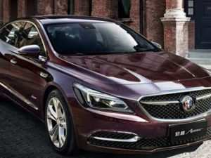 73 All New Buick Lacrosse For 2020 Pricing