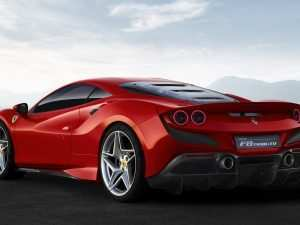 73 All New Ferrari M 2020 Spy Shoot