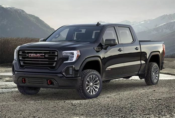 73 All New Gmc Elevation 2020 New Review