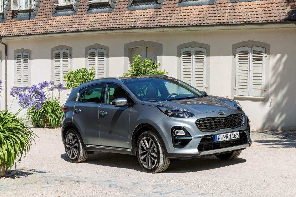 73 All New Kia Hybrid 2019 Review And Release Date