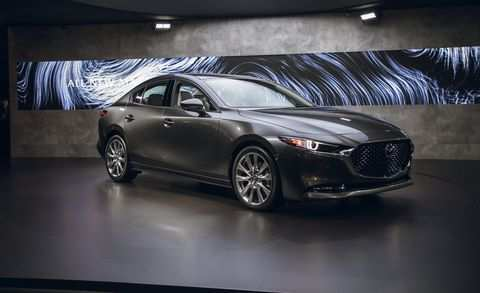 73 All New Mazda 3 2019 Specs Performance And New Engine
