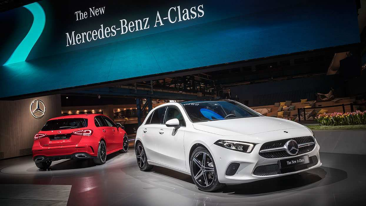 73 All New Mercedes 2019 Malaysia Research New