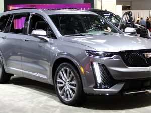 73 All New Pictures Of 2020 Cadillac Xt6 Review