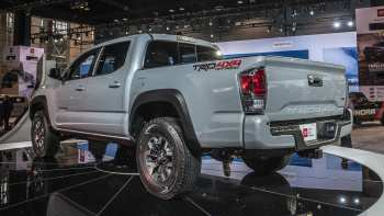 73 All New Toyota Tacoma Trd Pro 2020 New Model And Performance
