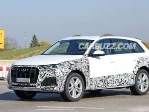 73 All New When Will The 2020 Audi Q7 Be Available Redesign