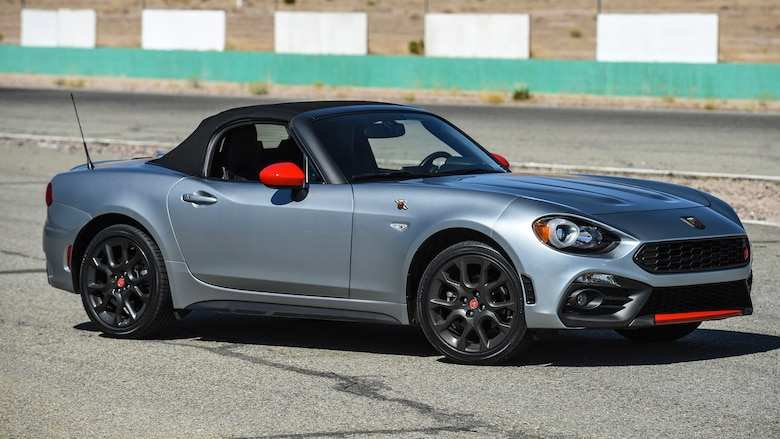 73 Best 2019 Fiat 124 Gt New Model And Performance