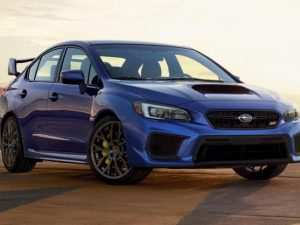 2019 Subaru Vehicles