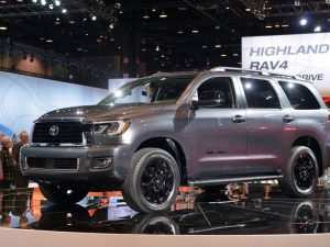 73 Best 2019 Toyota Sequoia Spy Photos Concept and Review