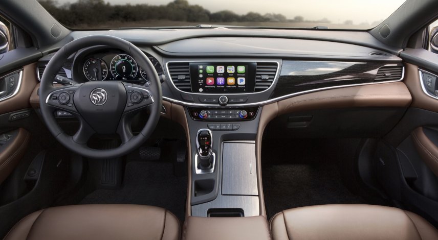 73 Best 2020 Buick Lacrosse Interior Style
