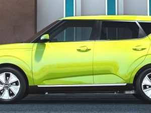 73 Best 2020 Kia Soul Ev Range Wallpaper