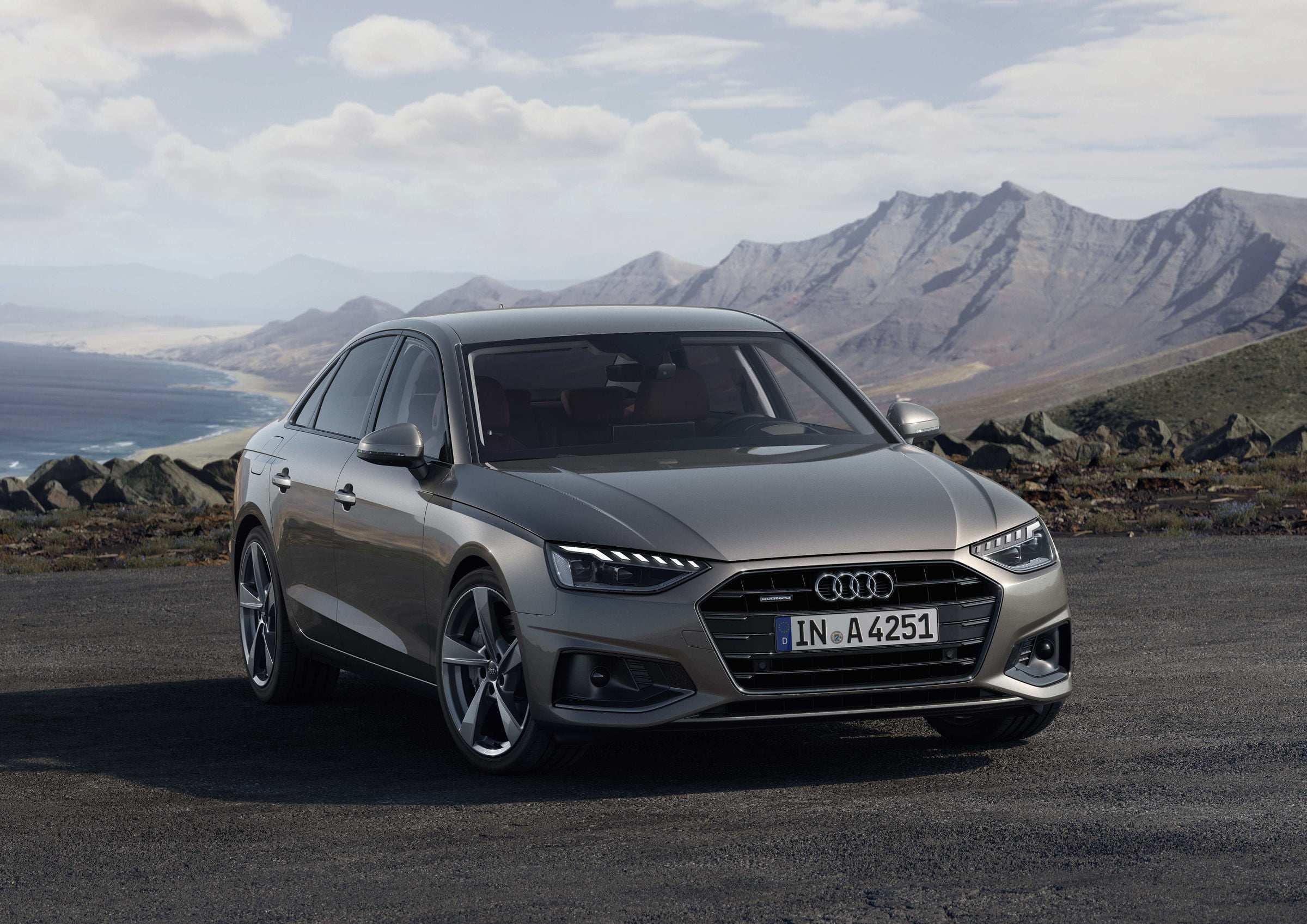 73 Best Audi A4 Model Year 2020 Redesign