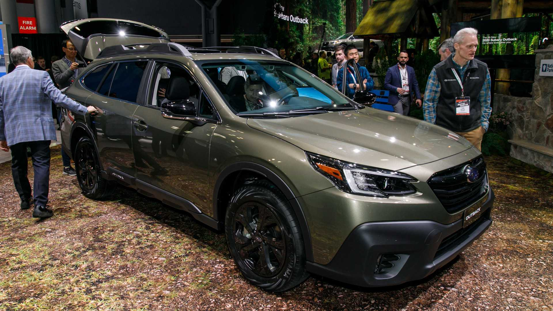 73 Best New York Auto Show 2020 Subaru First Drive