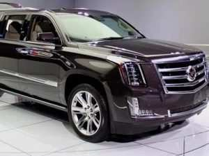 73 New 2019 Cadillac Escalade Redesign Concept and Review