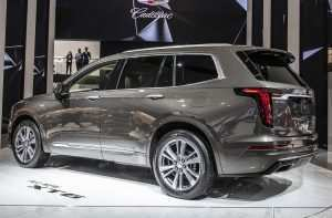 73 New 2019 Cadillac Xt6 Picture
