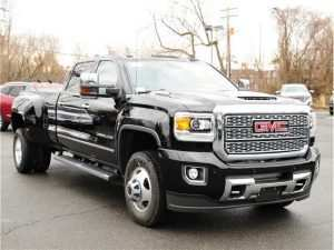 73 New 2019 Gmc 3500 Dually Denali Configurations