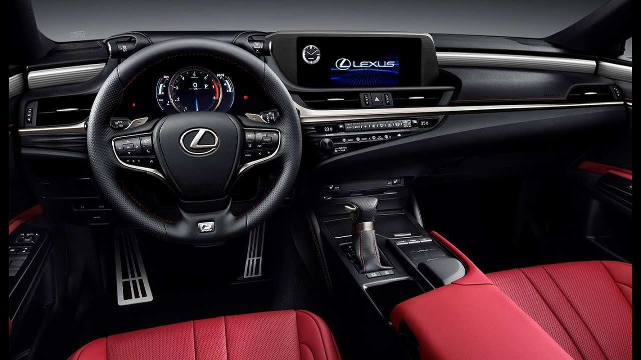 73 New 2019 Lexus Es 350 Interior Concept