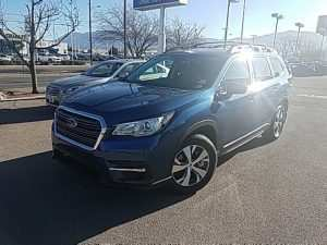 73 New 2019 Subaru Ascent Gvwr Price and Review