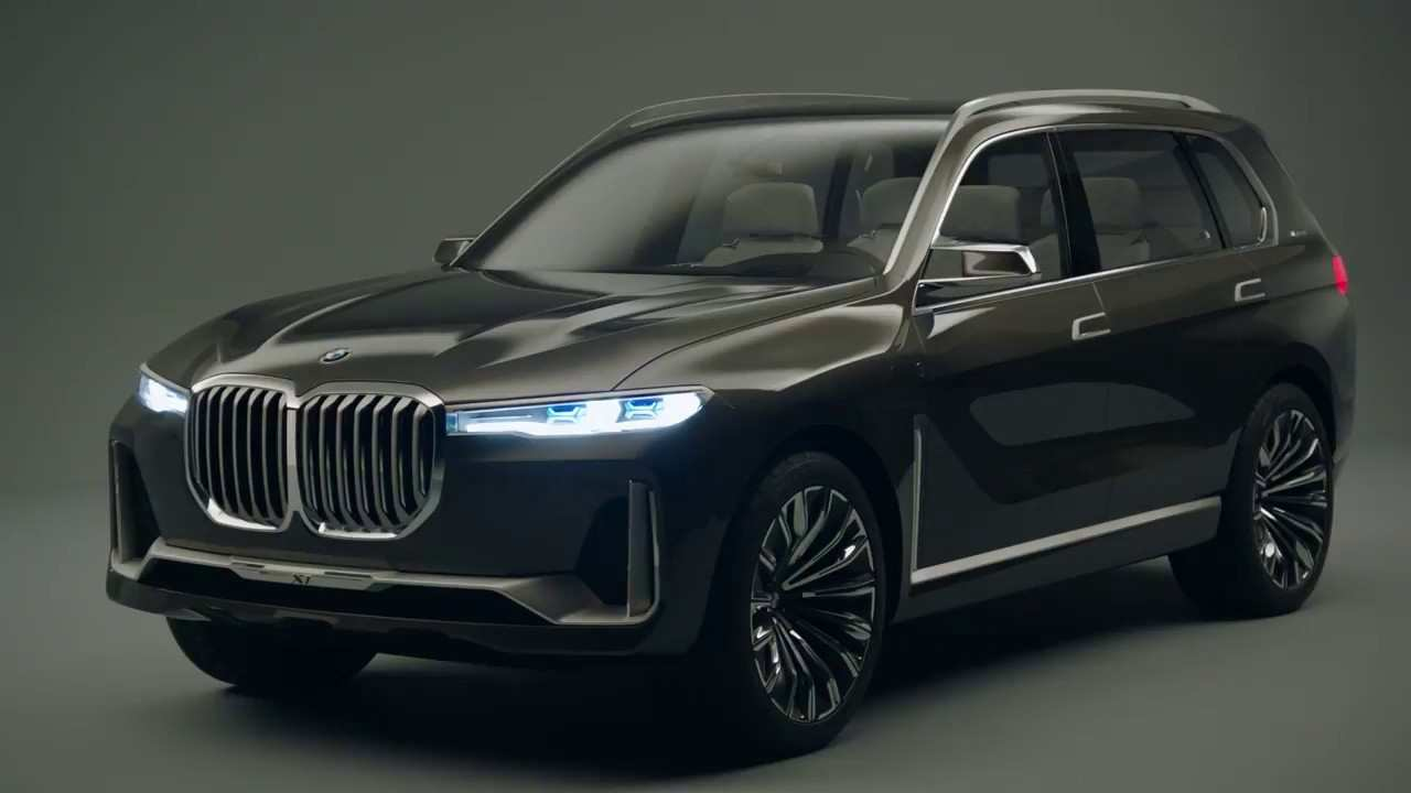 73 New 2020 Bmw X7 Concept And Review