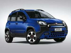 73 New 2020 Fiat Panda Redesign and Review