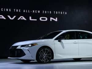 73 New 2020 Toyota Avalon Redesign Release