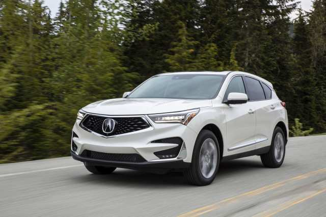 73 New Acura Rdx 2019 Vs 2020 History
