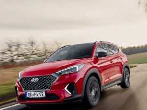 73 New Hyundai Tucson N Line 2020 Pictures