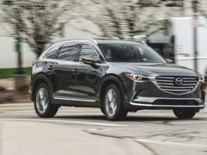 73 New Mazda Cx 9 2020 Interior Price and Release date