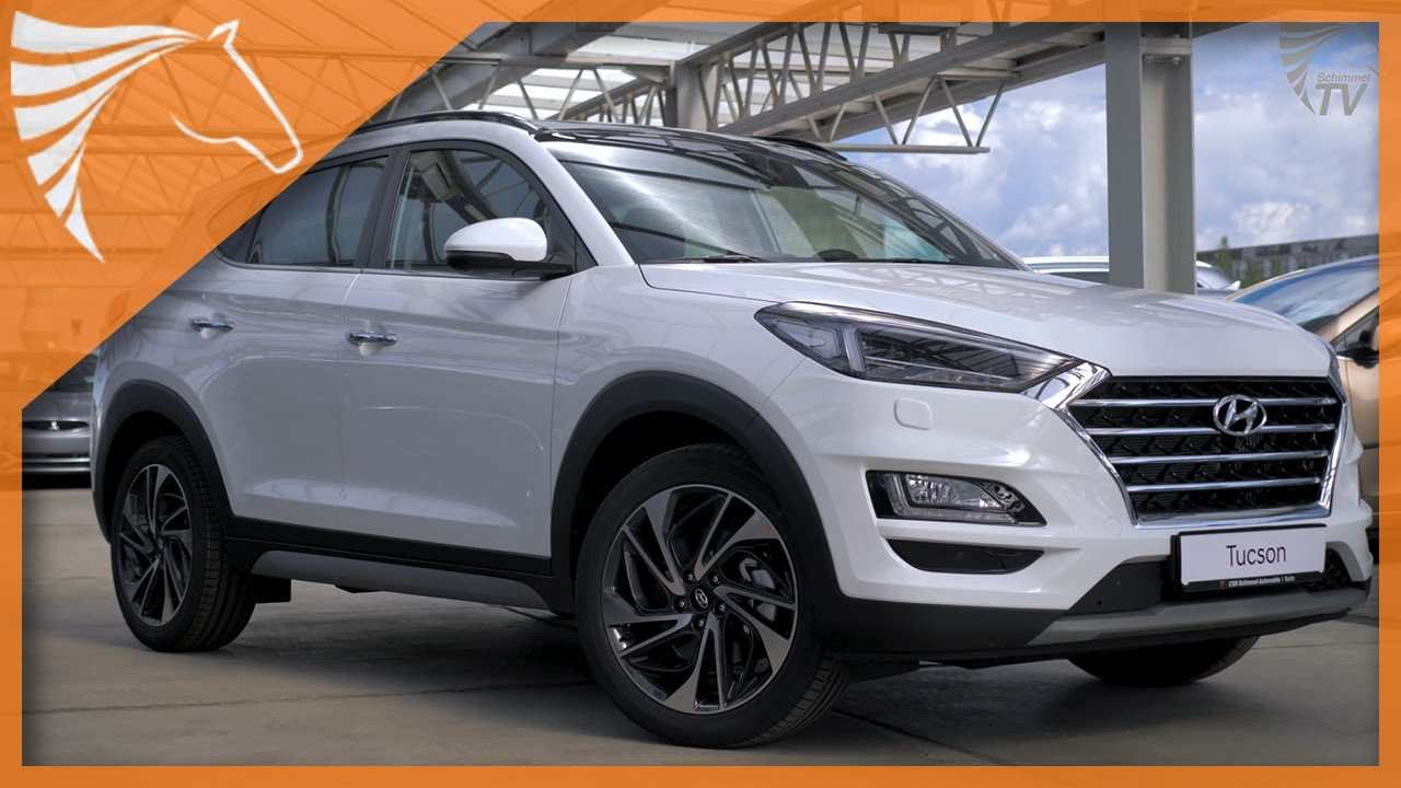 73 New New Hyundai Tucson 2020 Youtube Price And Review