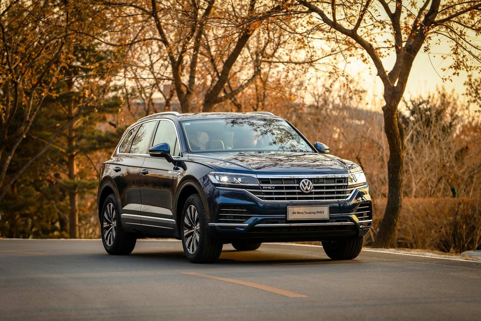 73 New Volkswagen Touareg Hybrid 2020 Research New