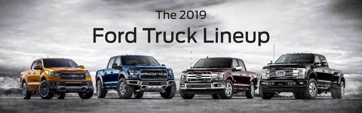 73 The 2019 Ford Lineup Release Date And Concept
