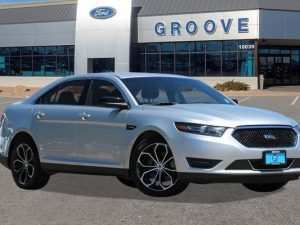 73 The 2019 Ford Taurus Sho First Drive
