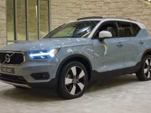 73 The 2019 Volvo Xc40 Gas Mileage Specs and Review