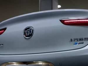73 The 2020 Buick Lacrosse China New Concept