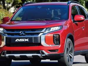 73 The 2020 Mitsubishi Vehicles Exterior and Interior