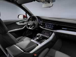 73 The Audi Q7 2020 Interior Prices