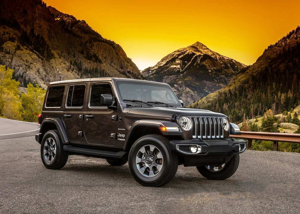 73 The Best 2019 Jeep Release Date Specs And Review