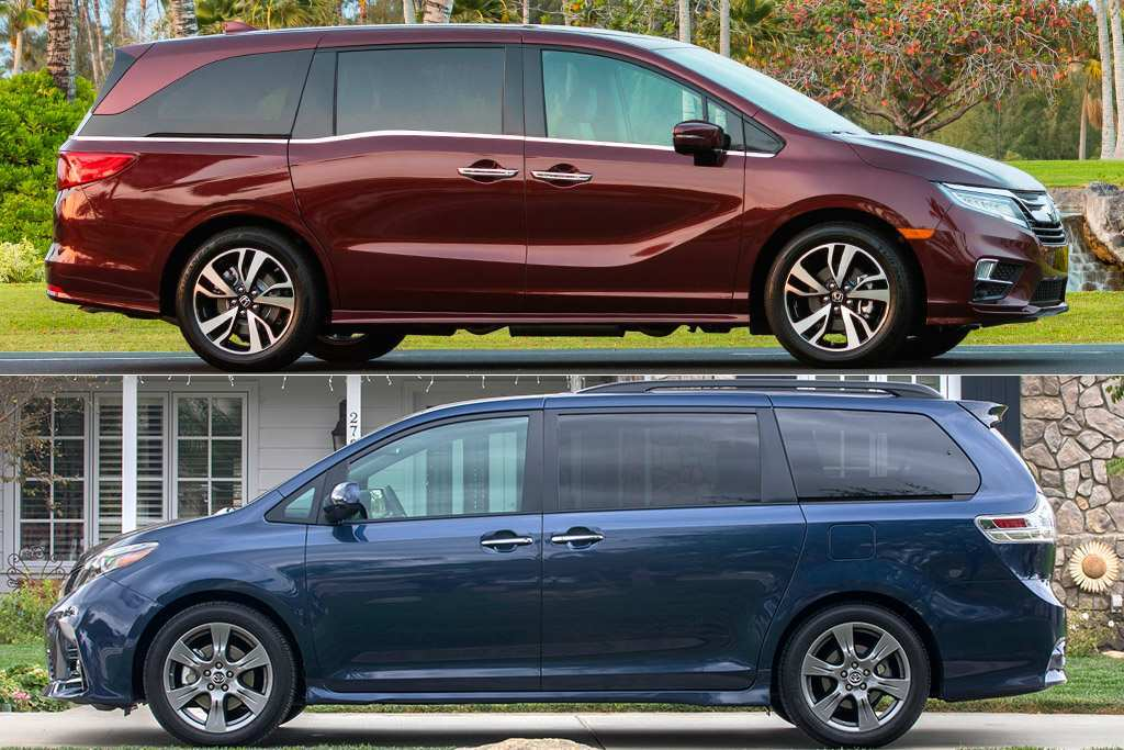 73 The Best 2019 Toyota Sienna Pictures