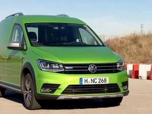 73 The Best 2019 Volkswagen Caddy Model