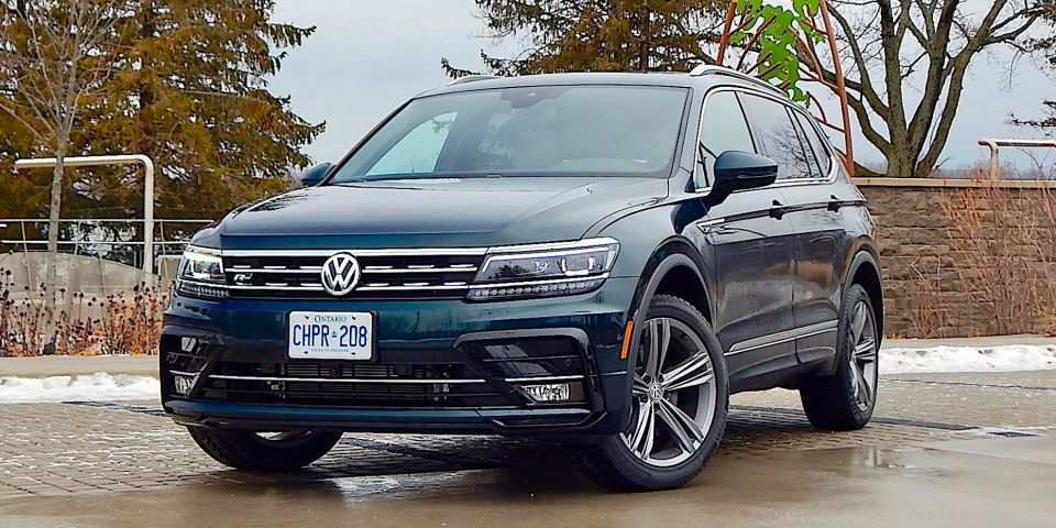 73 The Best 2019 Volkswagen Tiguan Review Review And Release Date