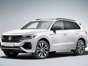 73 The Best 2019 Volkswagen Touareg Picture