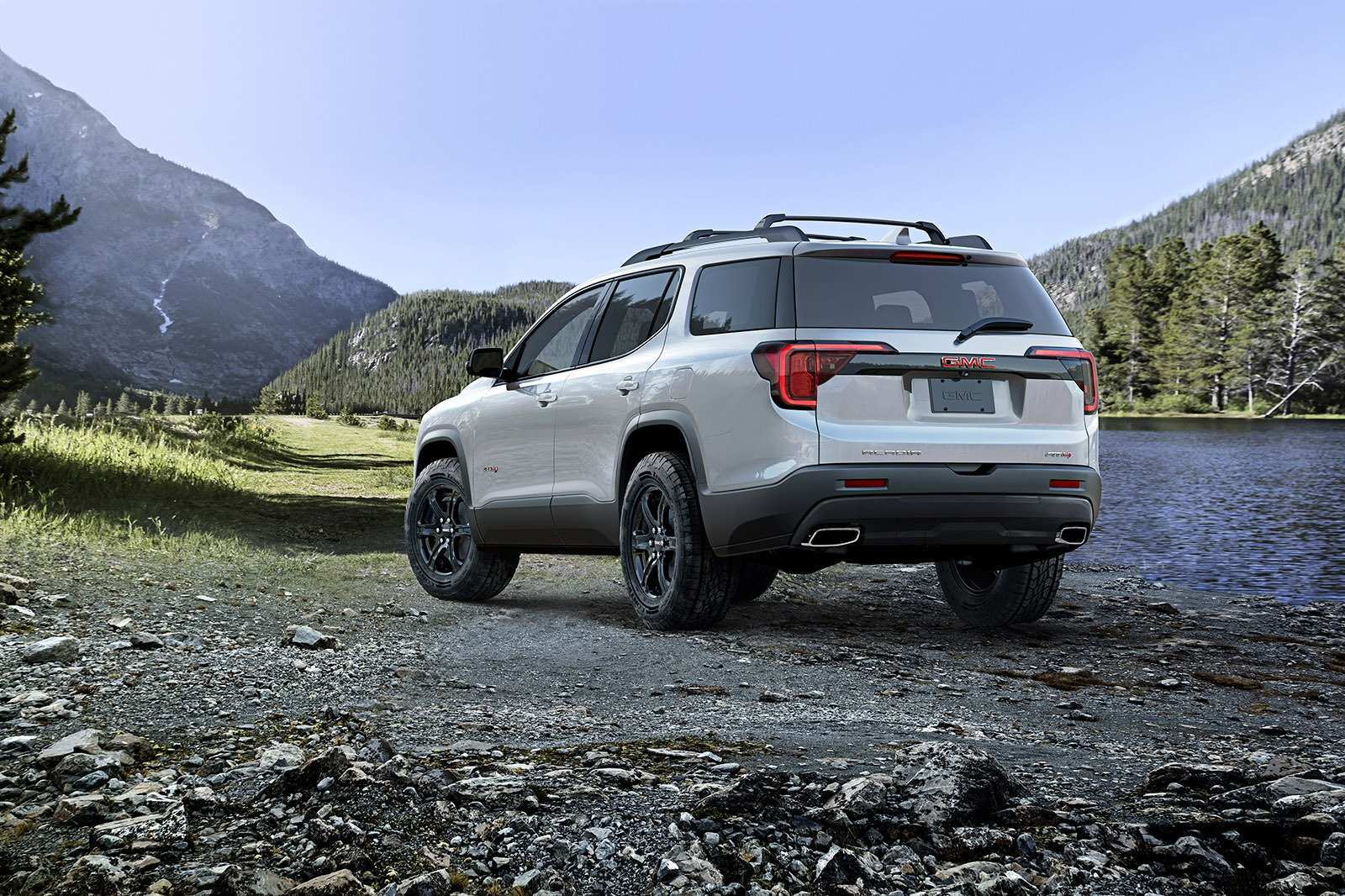 73 The Best 2020 Gmc Acadia Vs Chevy Traverse Redesign