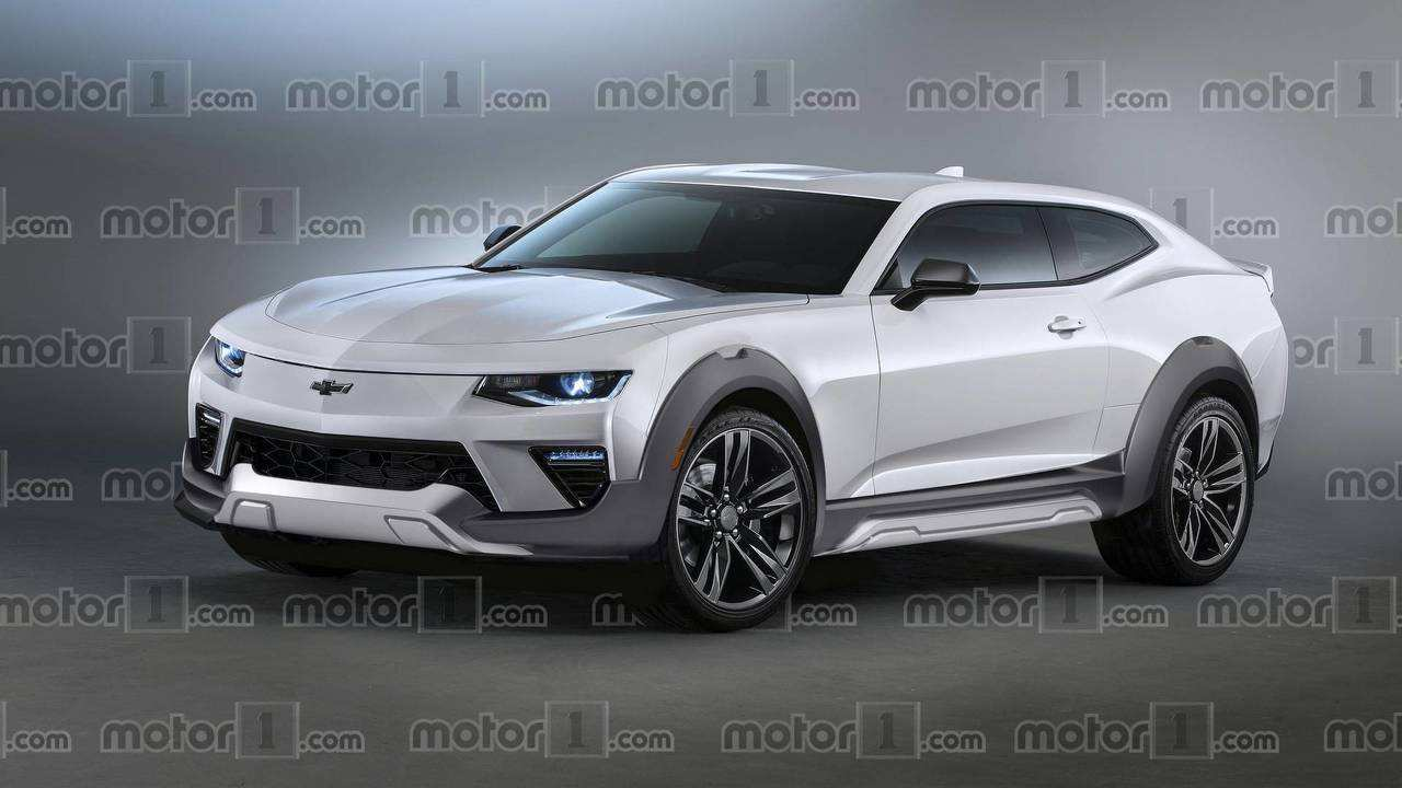 73 The Best Chevrolet New Models 2020 Release