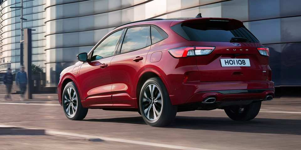 73 The Best Ford Kuga 2020 Interior Concept And Review