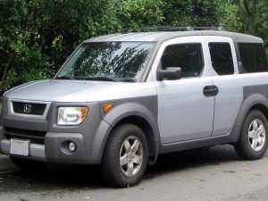 73 The Best Honda Element 2020 New Review