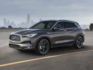 73 The Best Infiniti Truck 2020 Overview
