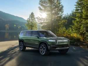 Land Rover All Electric By 2020