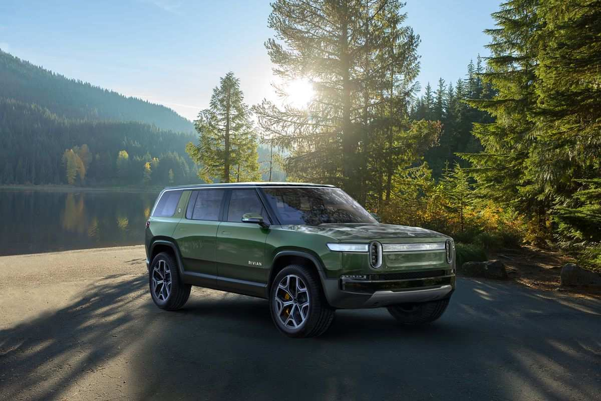73 The Best Land Rover All Electric By 2020 Style
