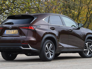 73 The Best Lexus Nx Hybrid 2020 Review and Release date