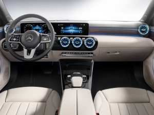 73 The Best Mercedes A Class 2019 Interior Specs and Review